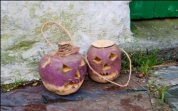 Halloween in Scotland