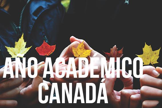 Año académico en Canadá